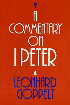 Picture of A Commentary on I Peter