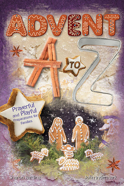 Advent A to Z - eBook [ePub]