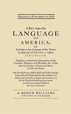 A Key Into the Language of America