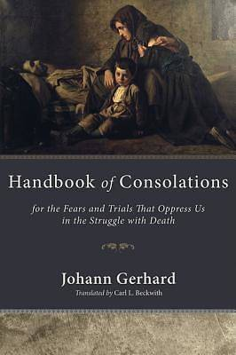 Picture of Handbook of Consolations