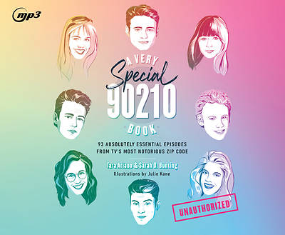 Picture of A Very Special 90210 Book