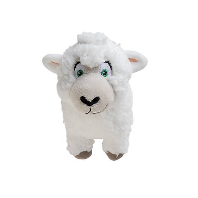 Shepherd On The Search Plush Sheep
