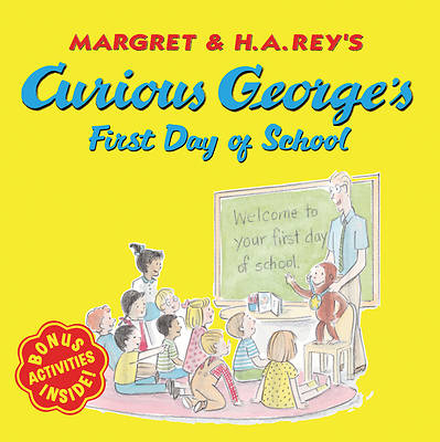 Picture of Curious George's First Day of School