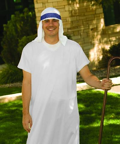 Vacation Bible School (VBS) 2017 Rome White Tunic (50