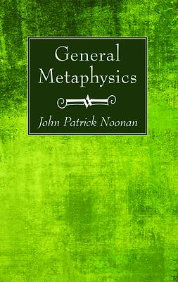 Picture of General Metaphysics