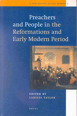 Picture of Preachers and People in the Reformations and Early Modern Period