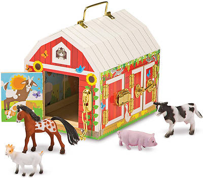 Picture of Melissa & Doug Latches Barn