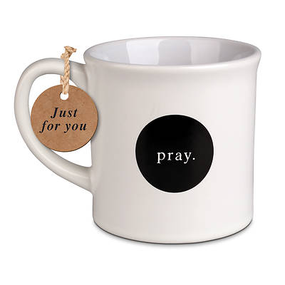Pray Ceramic Mug 15oz