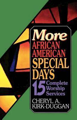Picture of More African American Special Days
