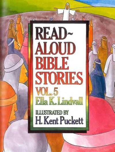 Picture of Read Aloud Bible Stories Vol. 5