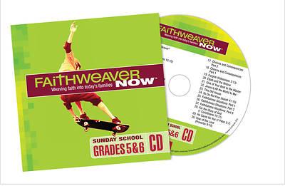 Picture of FaithWeaver Now Grades 5&6 CD Spring 2017