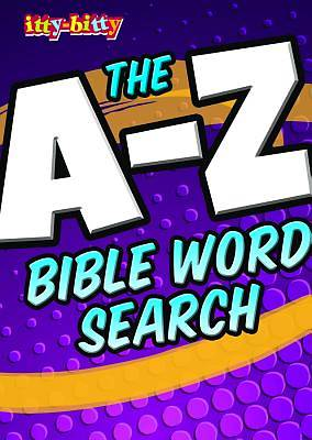 Picture of The A-Z Bible Word Search