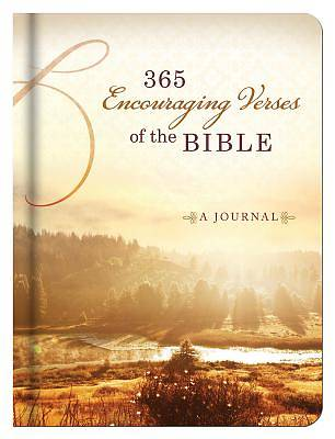 365 Encouraging Verses of the Bible Journal