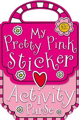 My Pretty Pink Sticker Activity Purse