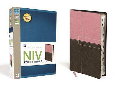 NIV Study Bible Indexed
