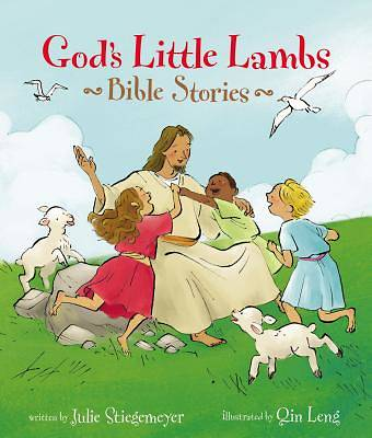 Picture of God S Little Lambs Bible Stories