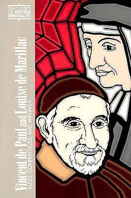 Picture of Vincent de Paul and Louise de Marillac