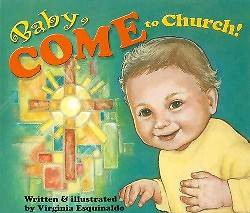 Picture of Baby Come to Church!