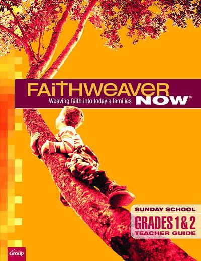 Picture of FaithWeaver Now Grades 1-2 Teacher Guide Winter 2020-2021