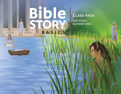 Picture of Bible Story Basics Class Pack - digital edition