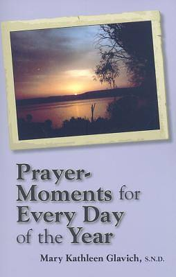 Picture of Prayer-Moments for Every Day of the Year