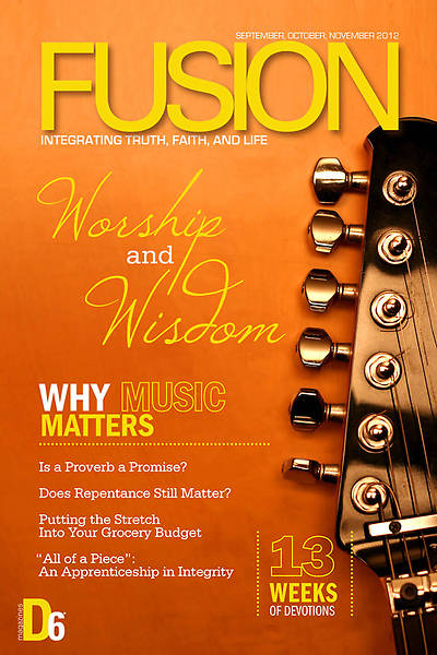 Randall House D6 Fusion Adult Magazine Fall 2012