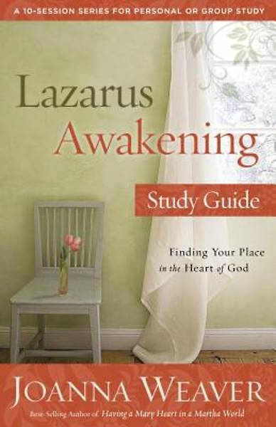 Picture of Lazarus Awakening Study Guide