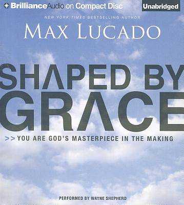 Shaped by Grace Audiobook