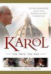 Karol, the Pope, the Man