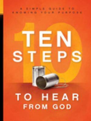 10 Steps To Hear From God [ePub Ebook]
