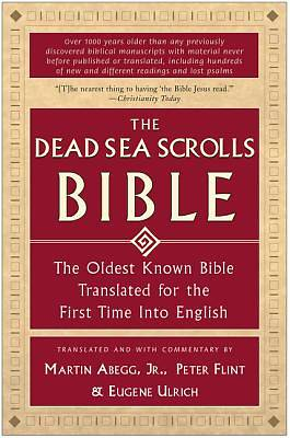 Picture of The Dead Sea Scrolls Bible