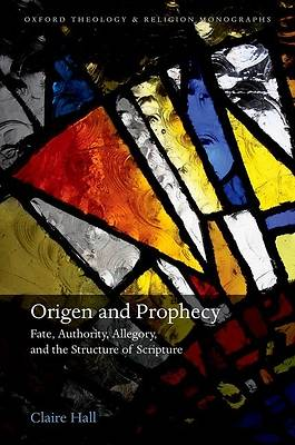 Picture of Origen and Prophecy