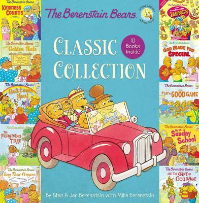 Picture of The Berenstain Bears Classic Collection (Box Set)