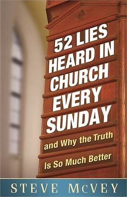Picture of 52 Lies Heard in Church Every Sunday [ePub Ebook]