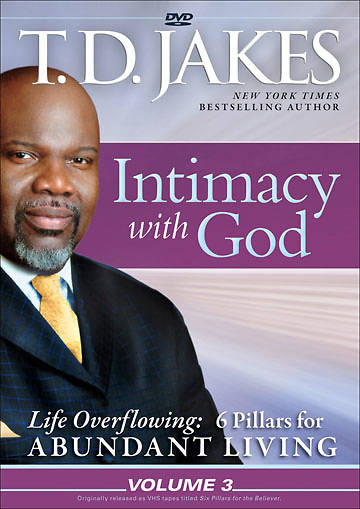 Intimacy with God DVD