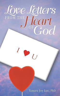 Picture of Love Letters from the Heart of God