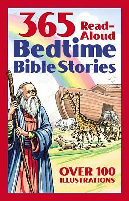 Picture of 365 Read-Aloud Bedtime Bible Stories