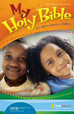 My Holy Bible For African-American Children