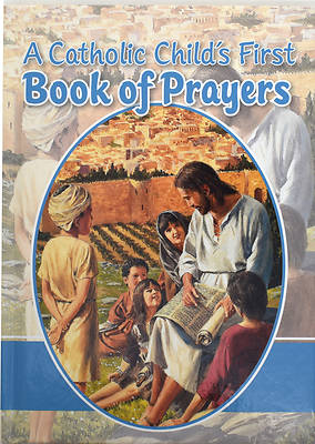 Picture of A Catholic Child's First Prayer Book