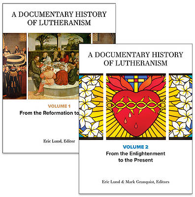 Picture of A Documentary History of Lutheranism, Volumes 1 and 2