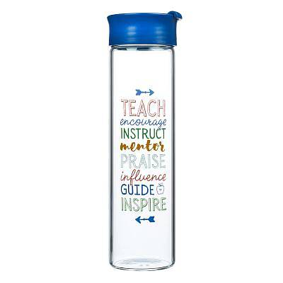 Picture of Glass Waterbottle Great Teacher