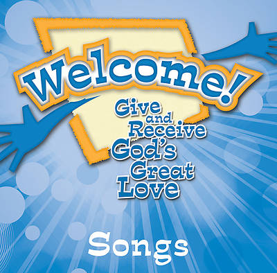 Mennomedia Welcome VBS 2014 CD