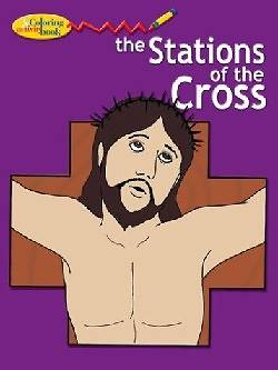Stations of Cross Col & ACT Book
