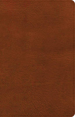 Picture of NASB Large Print Personal Size Reference Bible, Burnt Sienna Leathertouch, Indexed