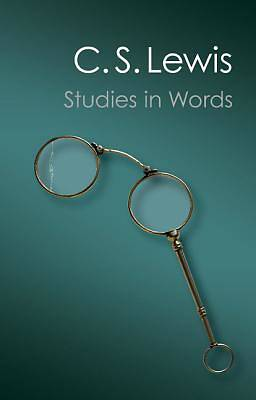 Picture of Studies in Words