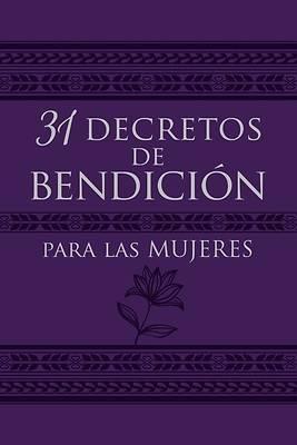 Picture of 31 Decretos de Bendición Para Las Mujeres