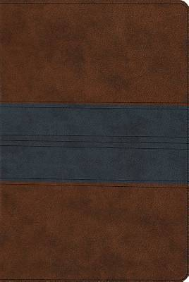 Single Column Heritage Bible-ESV-Trail Design