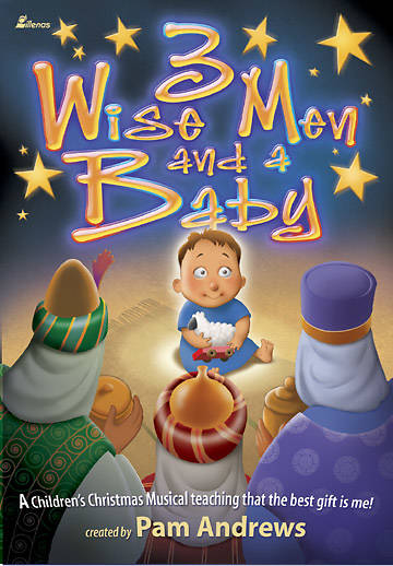 Three Wise Men and A Baby Choral Book