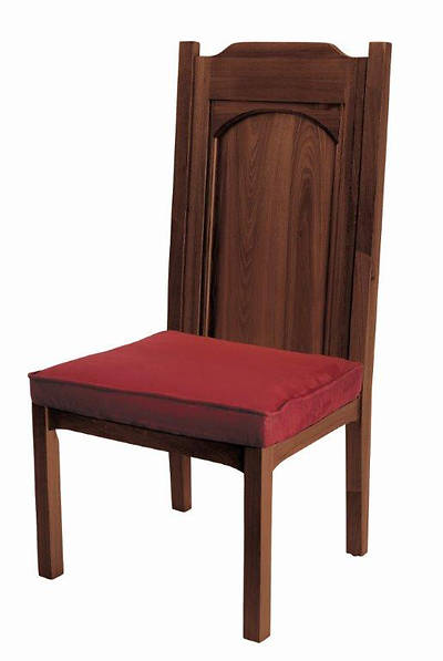 Picture of Abbey Collection Side Chair - Walnut Stain