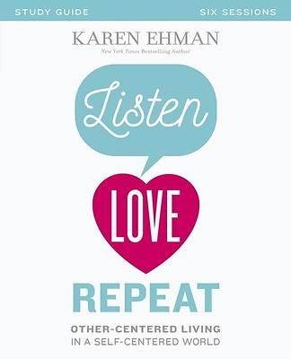 Picture of Listen, Love, Repeat Study Guide - eBook [ePub]